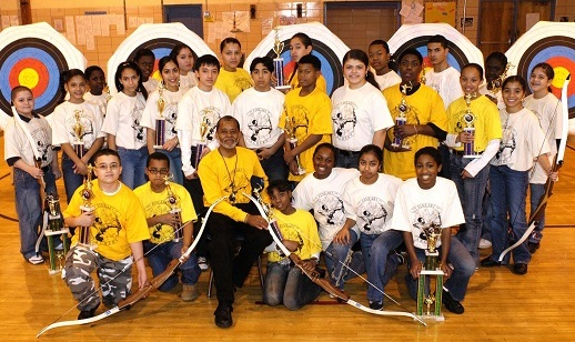 Archery middle school